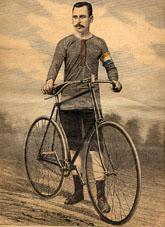 Zwyciężca z 1891 - Charles Terront